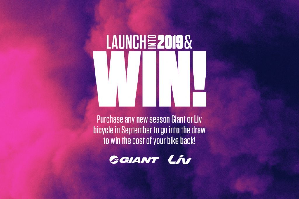 Launch into 2019 & Win! | Hadley Cycles